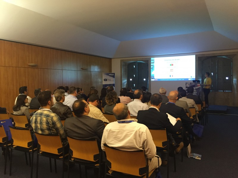 ANTRAM present: aTrans - logistic software system presented in Porto